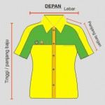Design Kemeja Indosat IM3 2