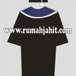 Design Toga Wisuda Universitas Al Azhar Indonesia FS