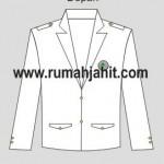 Design Jas Almamater STIKES Binawan Fakultas Fisioterapi