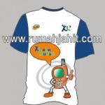 Design Kaos T-Shirt Promo XL