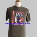 Design Kaos Militer TP Army Model 2