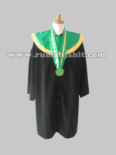 Toga Wisuda IAIN Fakultas Dakwah Mitra Pengadaan Seragam