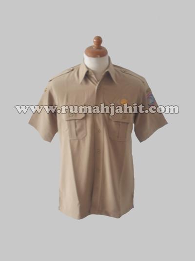 pengadaan seragam dinas