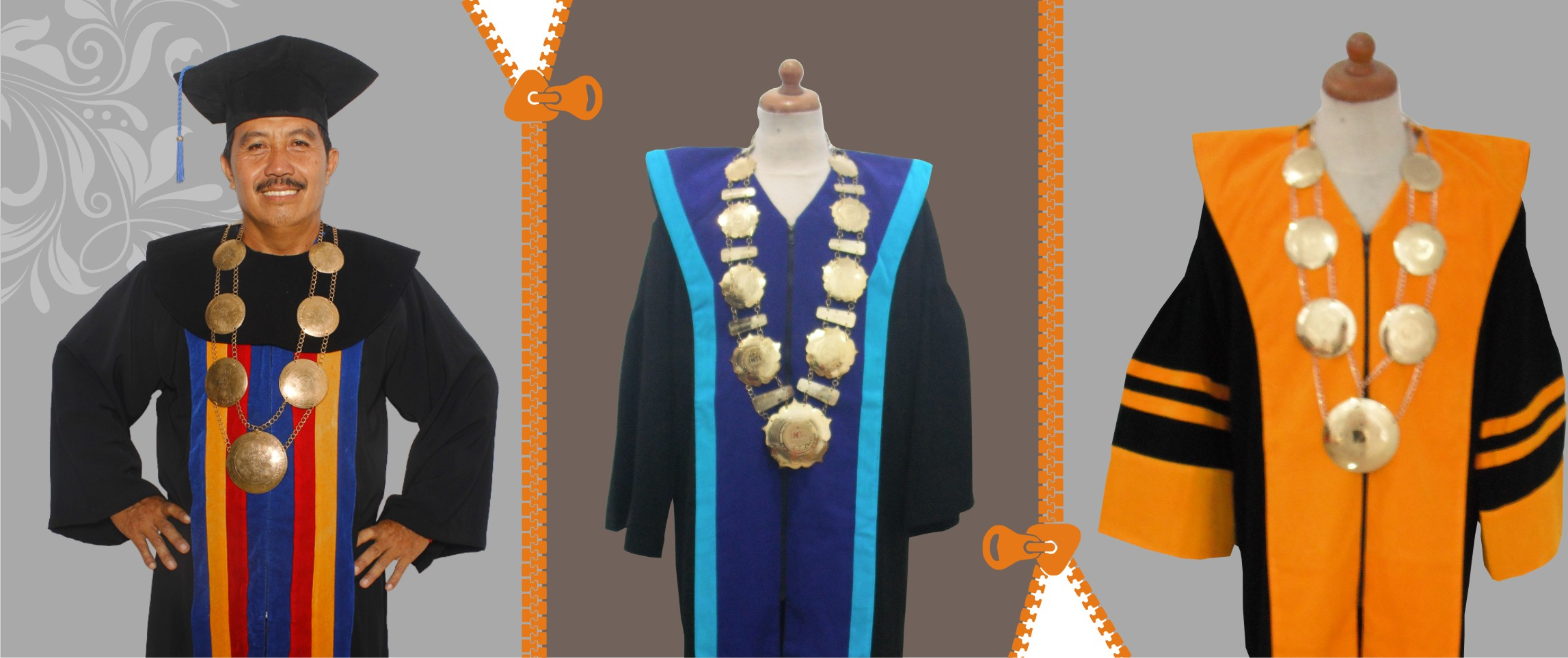 banner toga rektor