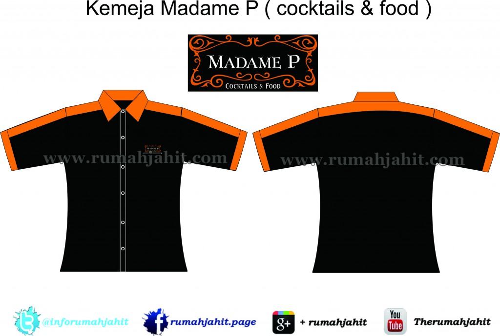 Kemeja Madame P
