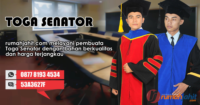 banner toga senat