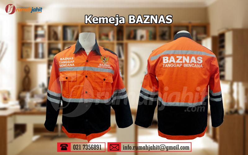 Seragam Wearpack BAZNAS ( Badan Amil Zakat Nsional )