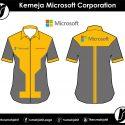 Kemeja Microsoft Corporation