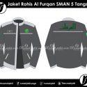 Jaket Rohis Al Furqan SMAN 5