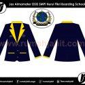 Jas Almamater OSIS SMP Nurul Fikri Boarding School