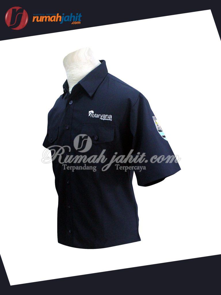 Kemeja PT Rotaryana Engineering Mitra Pengadaan Seragam