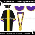 Toga Wisuda TK Islam Terpadu Bunayya