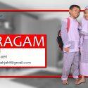 Model Baju Seragam Sekolah Muslim