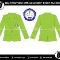 Jas Almamater SMK Kesehatan Bhakti Nusantara
