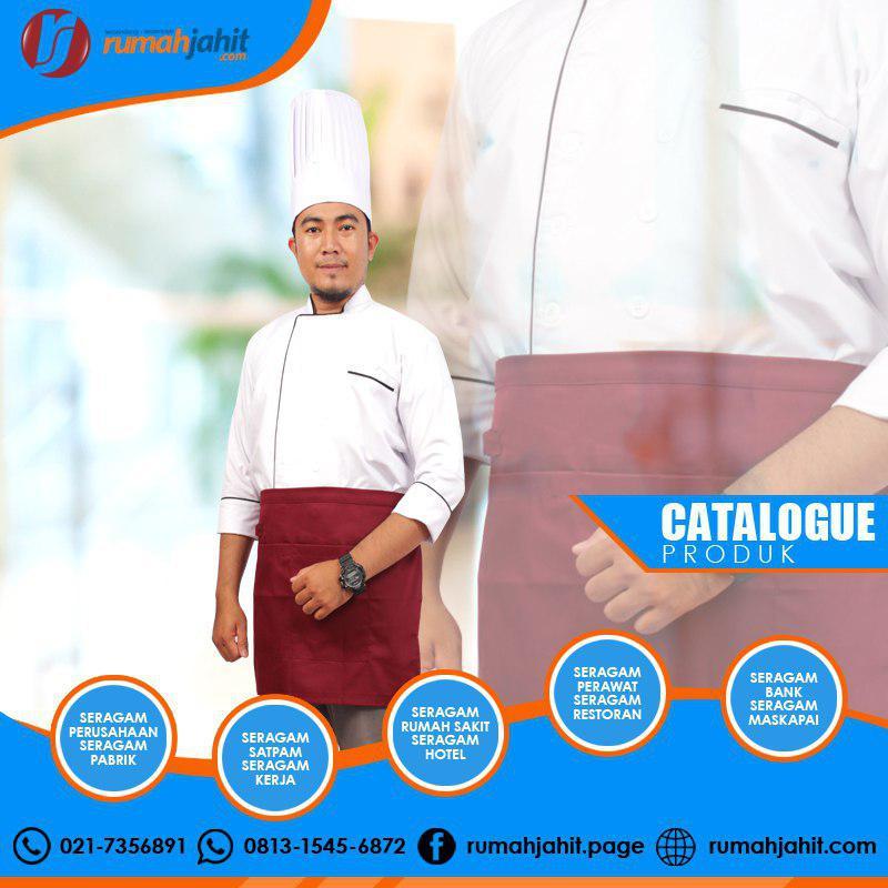 Model Baju Chef