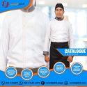 Ini Dia Alasan Penggunaan Kain Batik Printing Dalam Pembuatan Baju Koki Batik