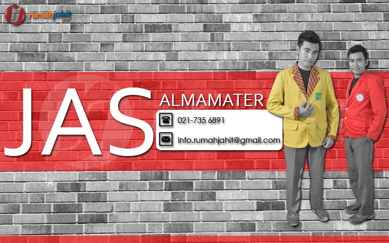 Konveksi Jas Almamater di Makassar