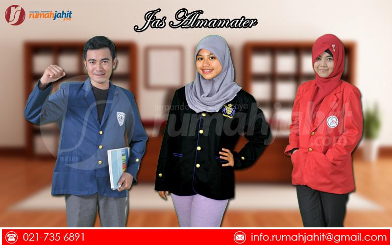 Konveksi Jas Almamater di Banten