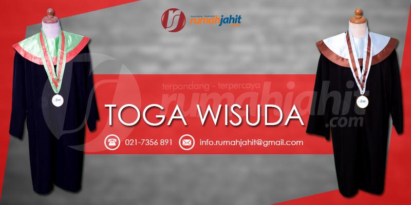 Konveksi Toga Wisuda di Semarang