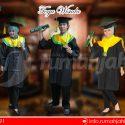Konveksi Toga Wisuda di Sukabumi Yang Ramai Order
