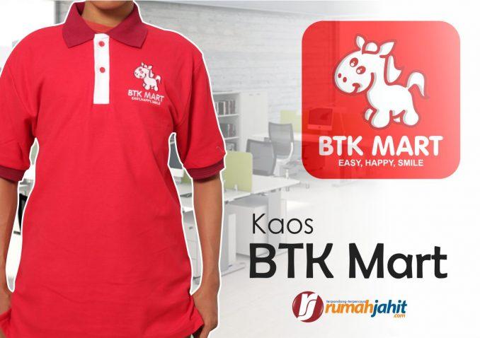 seragam kerja BTK Mart