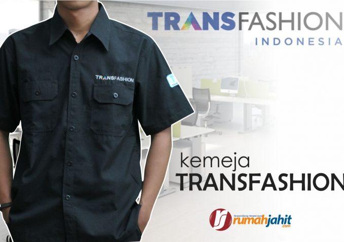 seragam kerja transfashion