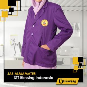 Jas almamater STT Blessing Indonesia