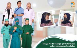 Model Baju Seragam Medis