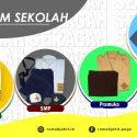 Baju Seragam Pramuka SMP