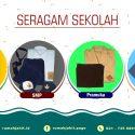 baju seragam sd muhammadiyah