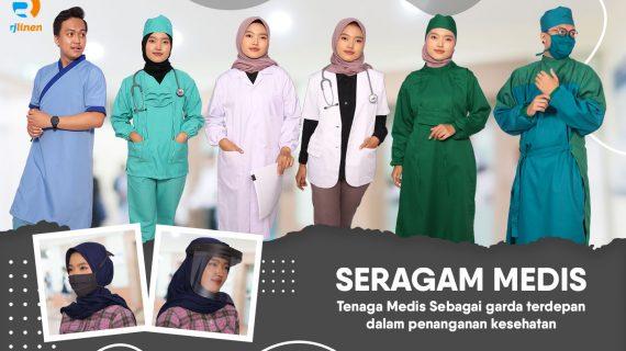 Model Baju Tindakan Perawat