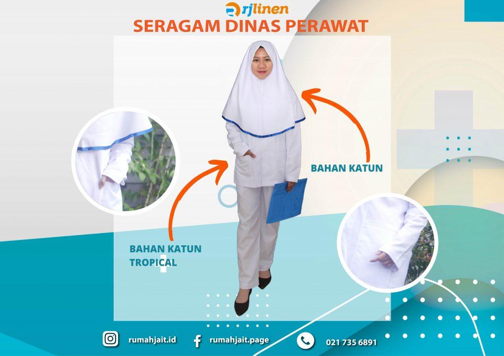 Baju Dinas Perawat